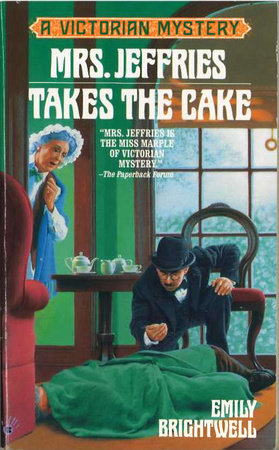 Mrs. Jeffries Takes the Cake by Emily Brightwell