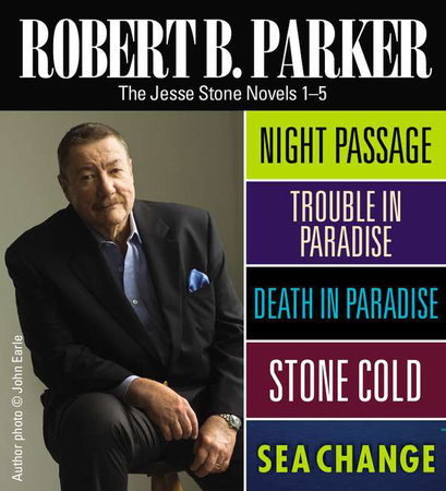 Robert B Parker: The Jesse Stone Novels 1-5 by Robert B. Parker