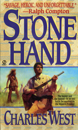 Stone Hand by Charles G. West