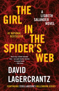 The Girl in the Spider's Web