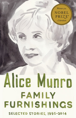 Family Furnishings by Alice Munro