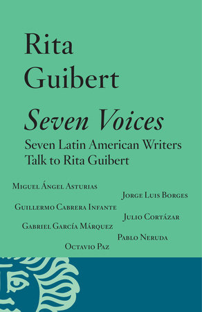 Seven Voices by Rita Guibert