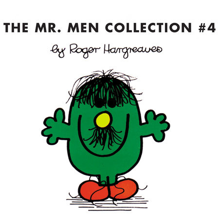 The Mr. Men Collection #4 by Roger Hargreaves and Adam Hargreaves