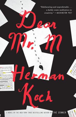 Dear Mr. M by Herman Koch