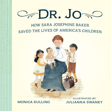 Dr. Jo by Monica Kulling