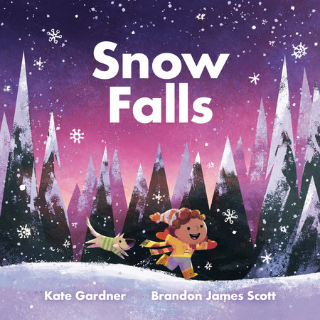 Snow Falls by Kate Gardner