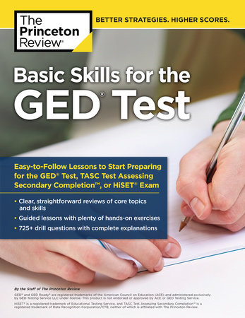 Basic Skills for the GED Test by The Princeton Review