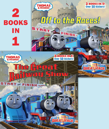 The Great Railway Show/Off to the Races (Thomas & Friends) by Rev. W. Awdry