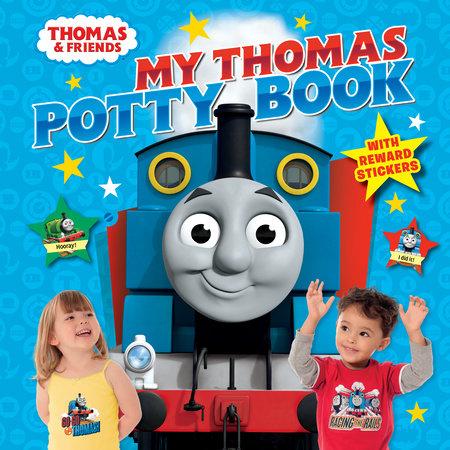 My Thomas Potty Book (Thomas & Friends) by Random House