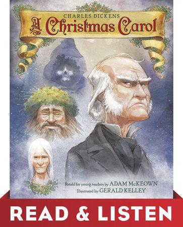 The Christmas Carol Book.A Christmas Carol By Adam Mckeown 9780553511994 Penguinrandomhouse Com Books