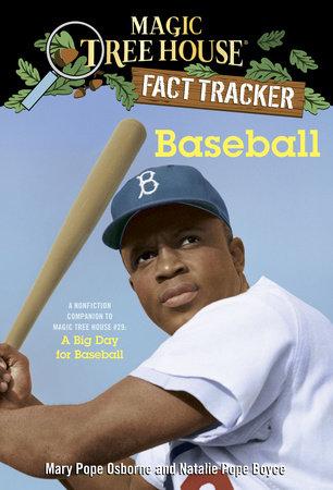 Baseball by Mary Pope Osborne and Natalie Pope Boyce
