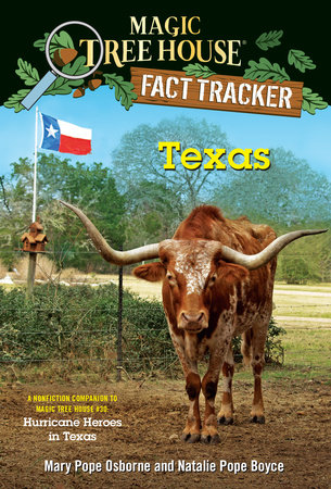 Texas by Mary Pope Osborne and Natalie Pope Boyce