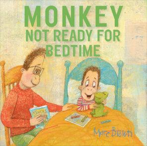 Monkey: Not Ready for Bedtime
