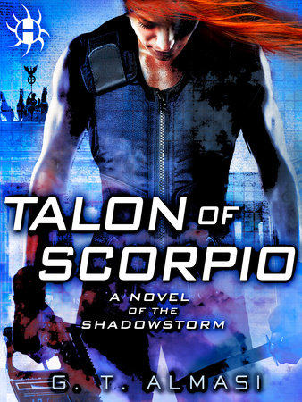Talon of Scorpio by G. T. Almasi