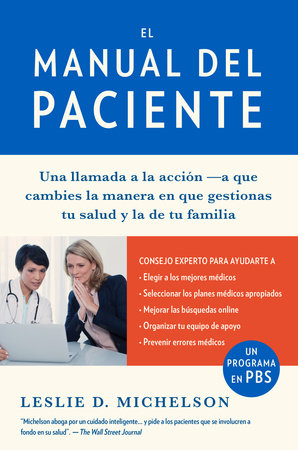 El manual del paciente by Leslie D. Michelson