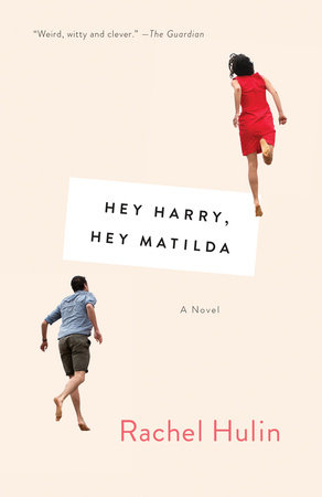 Hey Harry, Hey Matilda Book Cover Picture
