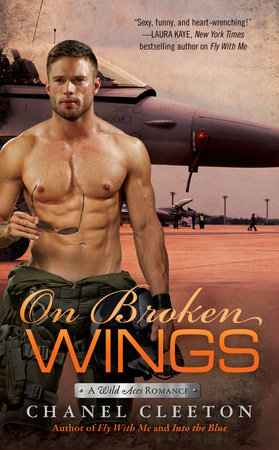 On Broken Wings Book Cover Picture