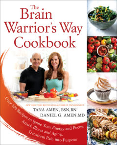 The Brain Warrior's Way Cookbook