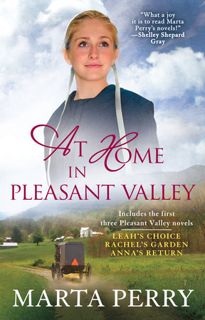 At Home in Pleasant Valley by Marta Perry