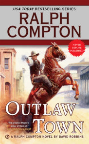 Ralph Compton Outlaw Town