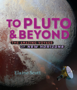 To Pluto and Beyond