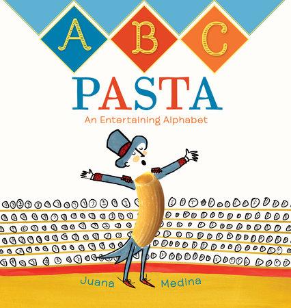 ABC Pasta by Juana Medina