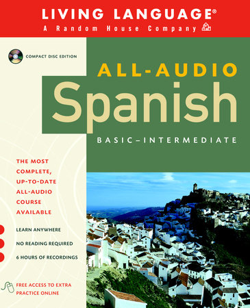 All-Audio Spanish by Living Language