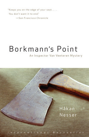 Borkmann's Point by Håkan Nesser