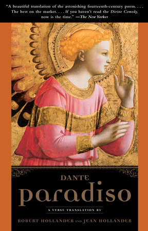 Paradiso by Dante