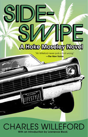 Sideswipe by Charles Willeford