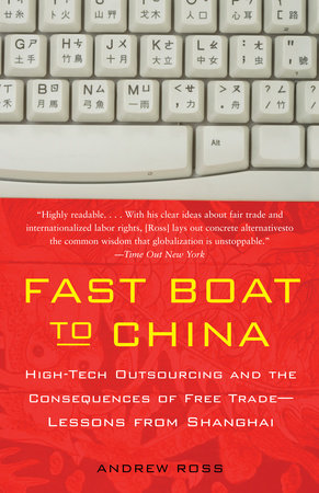 Fast Boat to China by Andrew Ross