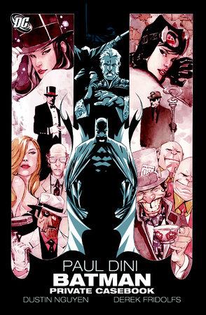 Batman: Private Casebook SC by Paul Dini