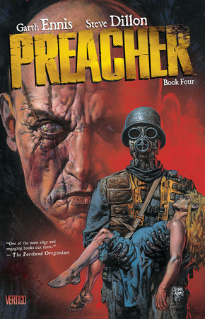 Preacher Book Four by Garth Ennis