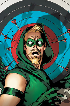 Green Arrow: Salvation by J.T. Krul and Diogenes Neves