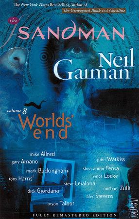 The Sandman Vol. 8: World's End (New Edition) by Neil Gaiman