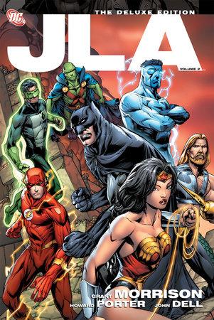 JLA Vol. 2 by Grant Morrison