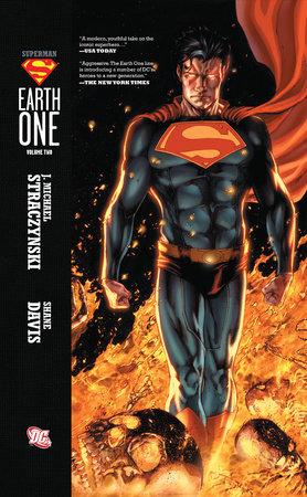 Superman: Earth One Vol. 2 by J. Michael Straczynski