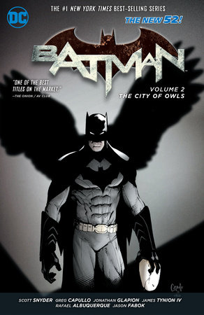 Batman Vol. 2: The City of Owls (The New 52) by Scott Snyder