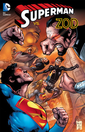 Superman vs. Zod by Various