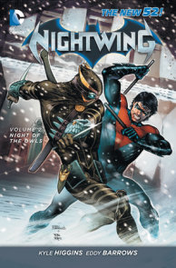 Nightwing Vol. 2: Night of the Owls (The New 52)
