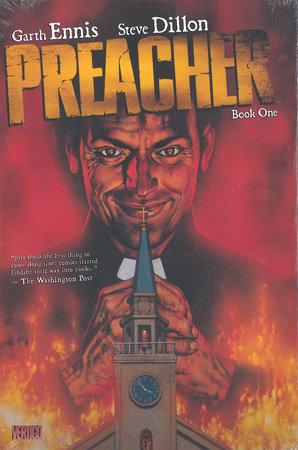 Preacher Book One by Garth Ennis