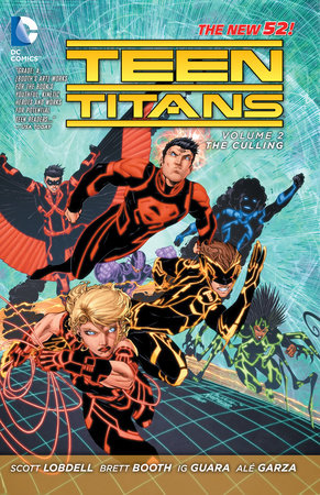 Teen Titans Vol. 2: The Culling (The New 52) by Scott Lobdell