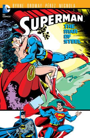 Superman: The Man of Steel Vol. 8 by John Byrne
