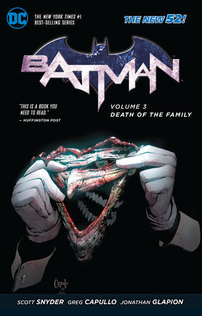 Batman Vol. 3: Death of the Family (The New 52) by Scott Snyder