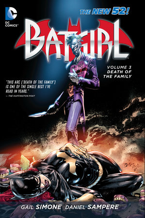 Batgirl Vol. 3: Death of the Family (The New 52) by Gail Simone