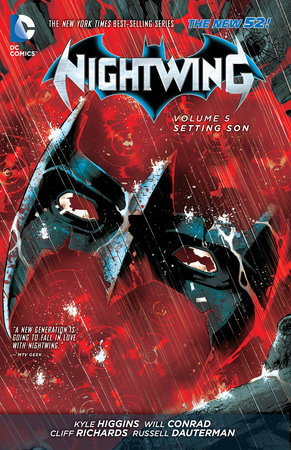 Nightwing Vol. 5: Setting Son (The New 52) by Kyle Higgins
