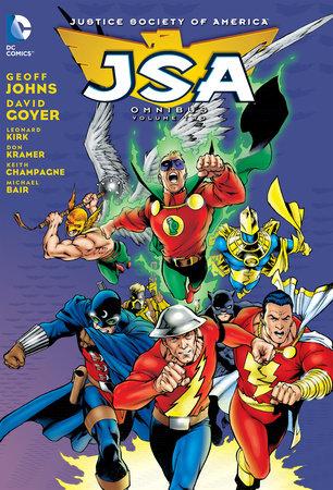 JSA Omnibus Vol. 2 by Geoff Johns