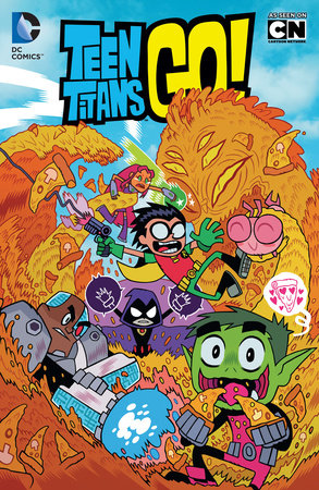 Teen Titans GO! Vol. 1: Party, Party! by Sholly Fisch
