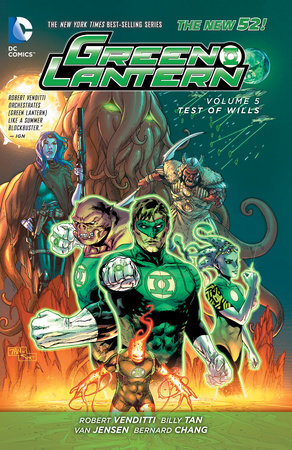 Green Lantern Vol. 5: Test of Wills (The New 52) by Robert Venditti