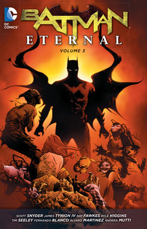 Batman Eternal Vol. 3 (The New 52) by Scott Snyder and James Tynion